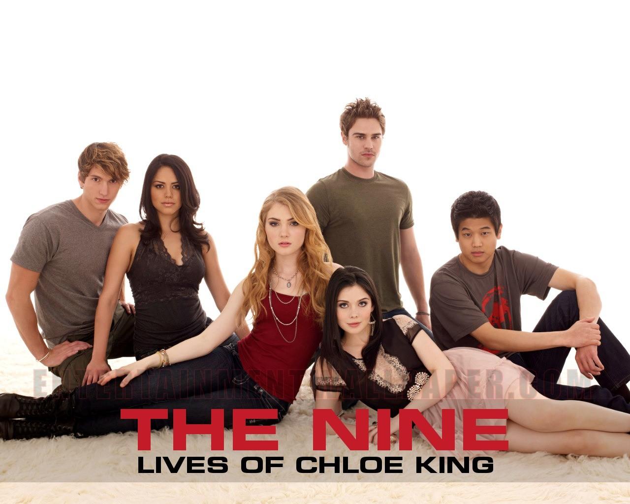 The Nine Lives of Chloe King Season 1 - PSP Mafia