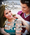 Coperta Vampire diaries