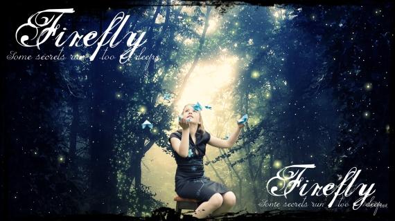 Firefly wallpaper 3