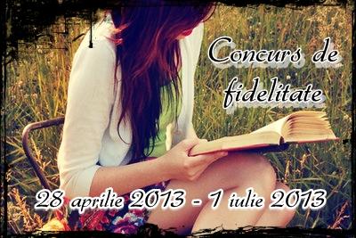 concurs de fidelitate 2