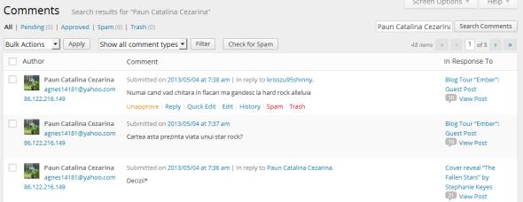 paun catalina
